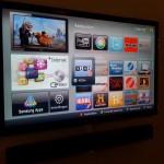 Hyves SamsungTV App - Homescreen SamsungTV Netherlands