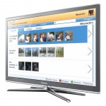 Hyves SamsungTV App - Photo albums