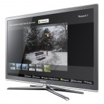 Hyves SamsungTV App - Foto browser