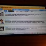 Hyves SamsungTV App